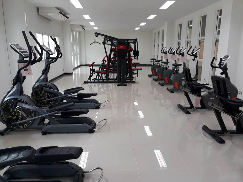 ประชาสัมพันธ์ การเปิดให้บริการอาคารกีฬาในร่ม มหาวิทยาลัยราชภัฏกำแพงเพชร แม่สอด